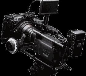Redone camera hd 4 k a noleggio in tutta Italia