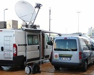 uplink satellite dirette tv e news feed telegiornali