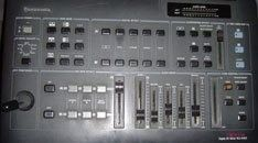 WJ-AVE5 Mixer video Panasonic